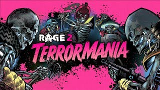 TerrorMania Launch Trailer preview image