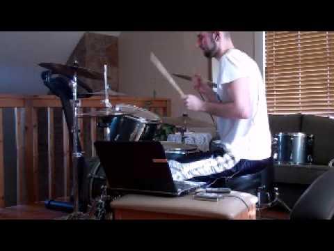 P.O.D. - Follow Me (Drum Cover)