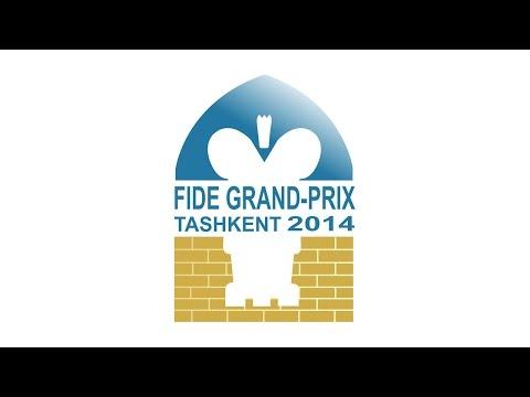 Baixar FIDE Grand Prix 2014, Tashkent, UZB. Round 4.