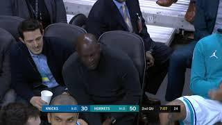 New York Knicks vs Charlotte Hornets | December 14, 2018