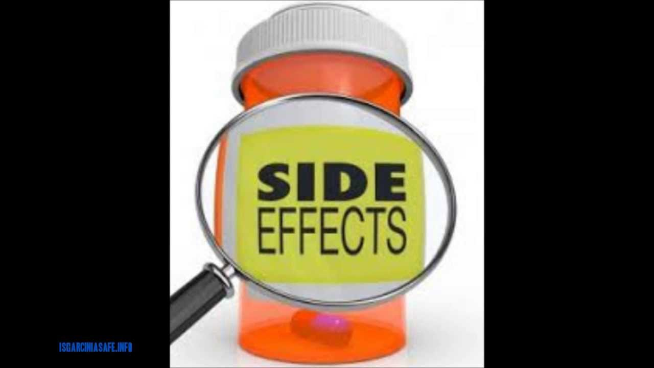 Garcinia Cambogia Extract Diet Pills Side Effects Are Real