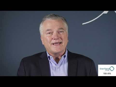 Gary S. Guidry, President & CEO, Gran Tierra Energy Inc., tells his company's story.