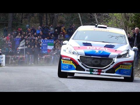 1.tappa Peugeot Italia