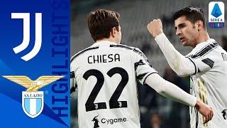 Juventus 3-1 Lazio | Morata Double Completes Juventus Comeback | Serie A TIM