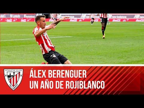 ❤️🤍 Alex Berenguer | Urte bete zuri-gorriz