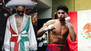 BREAKING NEWS: RYAN GARCIA PULLS OUT OF THE GERVONTA DAVIS FIGHT