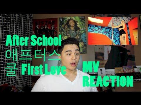 After School (애프터스쿨) - First Love MV Reaction
