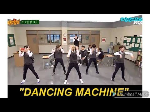 SHINee Dancing on Variety Show (LEGEND)