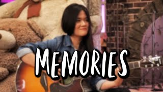 (Maroon 5) Memories - Fingerstyle Guitar Cover | Josephine Alexandra