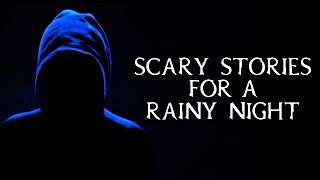 Scary True Stories Told In The Rain   Thunderstorm Video   (Scary Stories)
