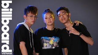 """AMEE chính là giọng ca """"ngàn năm có một"""" của B Ray và Masew   Phỏng vấn   Billboard Việt Nam"""
