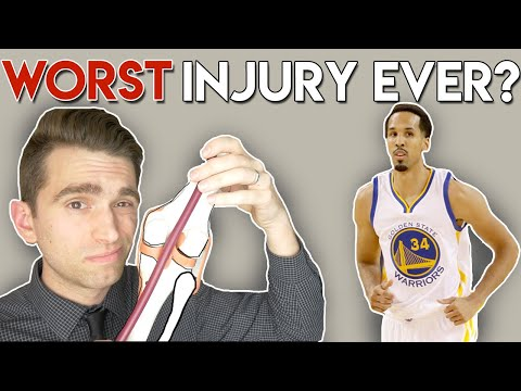 WORST NBA Injury EVER? Doctor Explains Shaun Livingston Injury