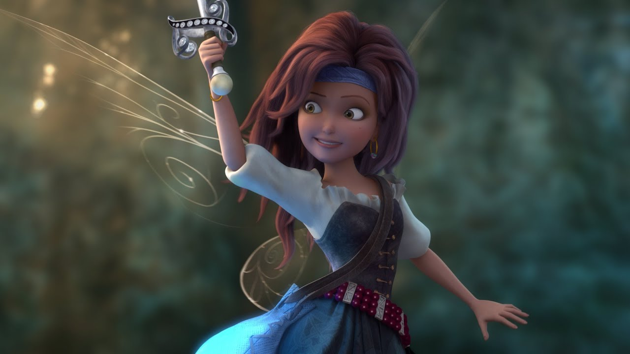 Tinker Bell and The Pirate Fairy -- UK trailer | OFFICIAL ...