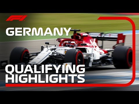 2019 German Grand Prix: Qualifying Highlights