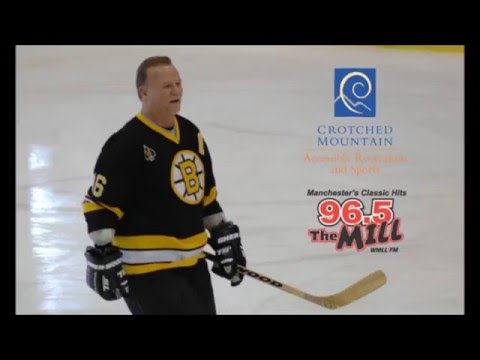 Rick Middleton Interview with Jay Coffey of 96.5 The Mill About Bruins Alumni Game