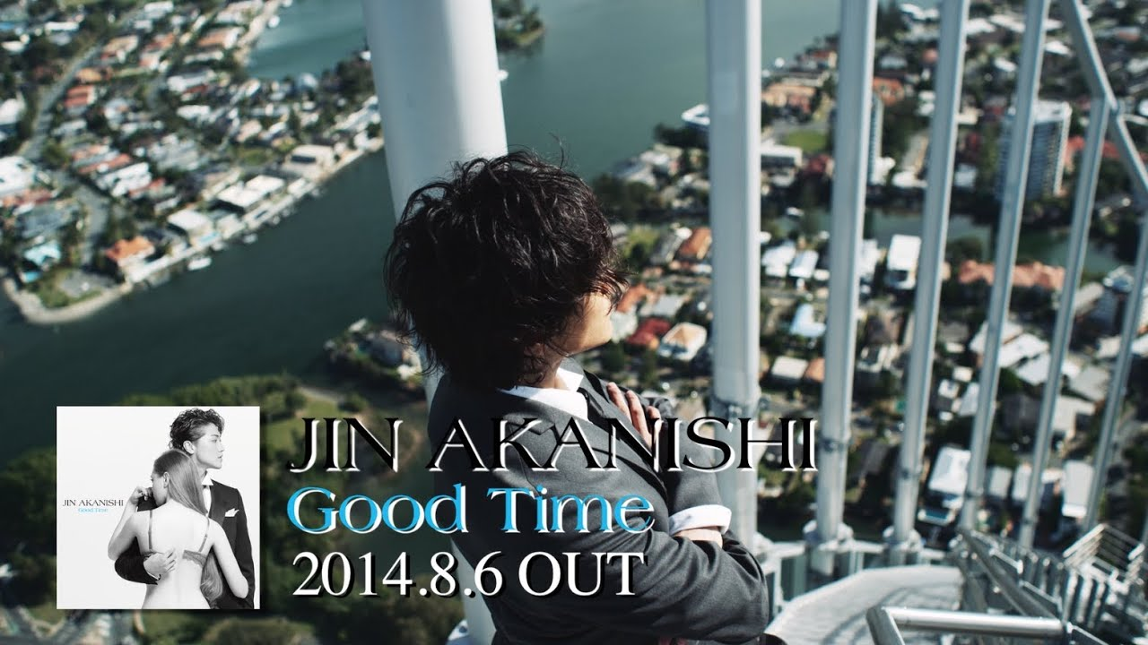 Jin Akanishi - Good Time M/V Teaser 30sec