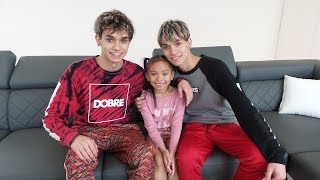 I PRANKED LUCAS AND MARCUS
