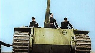 Trận Vòng cung Kursk - Trận đấu xe tăng lớn nhất giữa Phát xít Đức và Liên Xô [HD]