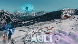 Auli || Winter 2019 || Sony a6300 || Sigma 16mm F1.4 || 4K || Cine 4