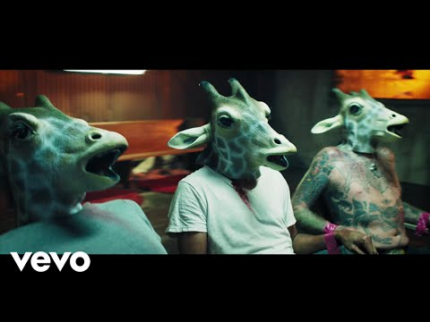 Giraffe Tongue Orchestra - Blood Moon (Official Video)