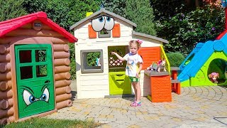 Playhouse for paw toys Video for children