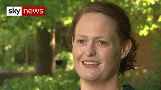BREAKING: Heroic New Zealand nurse who saved Boris Johnson..