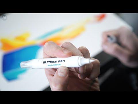 Molotow Aqua Twin Blender Pro