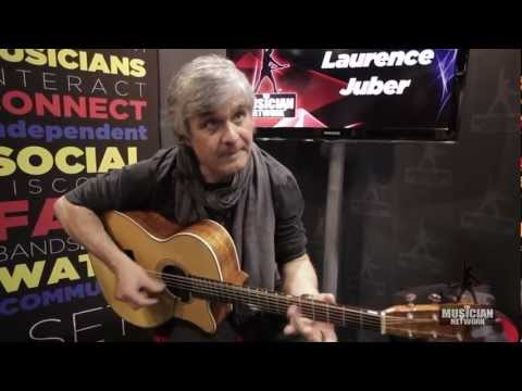 Laurence Juber: NAMM 2012 Performance & Interview