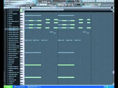 Hip Hop estilo underground en FL Studio