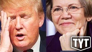 Trump Owes Elizabeth Warren $1 Million