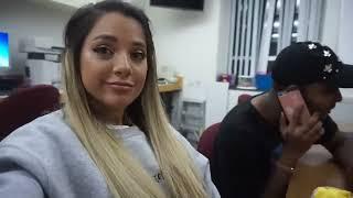 24 hour overnight challenge in a school! (COPS CAUGHT US)