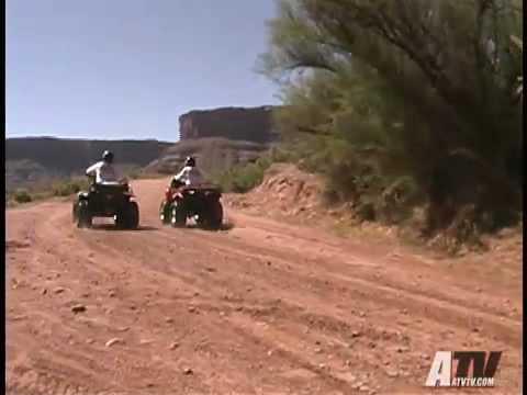 ATV Television Adventure - Moab Utah Trails Overview