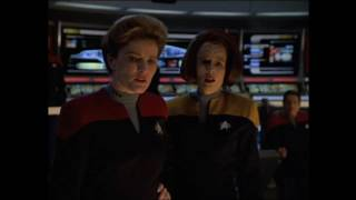Star Trek Voyager - Battle with Dreadnought
