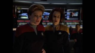 Star Trek Voyager - Battle with Dreadnought