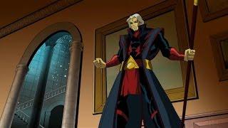 Adam Warlock scenes (Avengers: Earth's Mightiest Heroes)