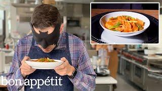 Recreating Maangchi's Dakbokkeumtang (Spicy Braised Chicken) From Taste | Bon Appétit