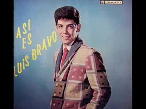 Luis Bravo- El Idolo (Teenage Idol), Cuba, 1962