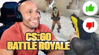 Counter Strike Battle Royale - Top oder Flop?