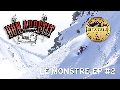 Monstre Episode #2 - Bon Appétit - La Ruée vers l'or blanc