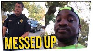 Woman Calls Cops on Black Babysitter ft. DavidSoComedy