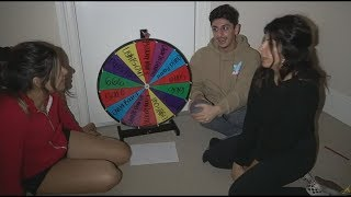 Scary Wheel Game At 3AM
