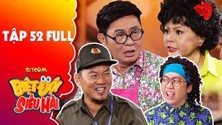 """Biệt đội siêu hài   Tập 52 full: Lê Giang, Anh Tuấn, Phát La """"lên án"""" vấn nạn lấn chiếm vỉa hè"""