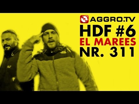HDF - EL MAREES HALT DIE FRESSE 06 NR 311 (OFFICIAL HD VERSION AGGROTV)