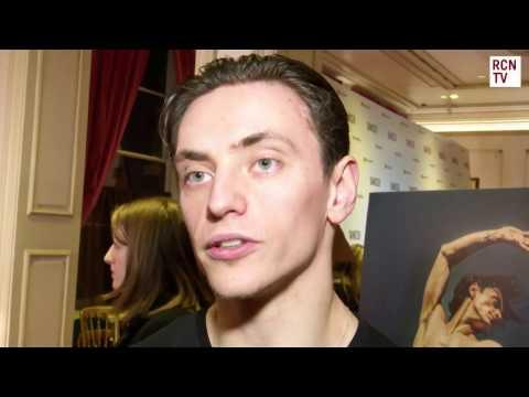 Sergei Polunin Interview Dancer Documentary Premiere