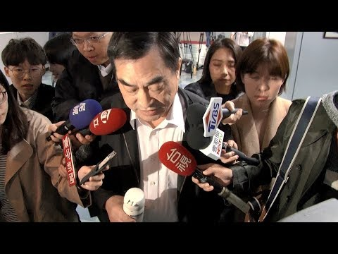 林洲民卡蛋被辭職? 鄧家基:肯定他的貢獻|寰宇整點新聞 20181224