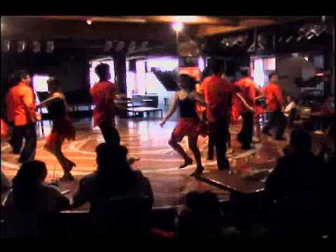 concurso de baile  tropical remix