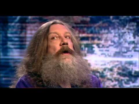 Alan Moore HARDtalk interview