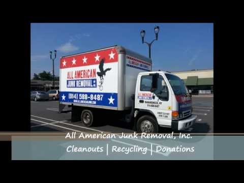 Introduction to All American Junk Removal, Inc.