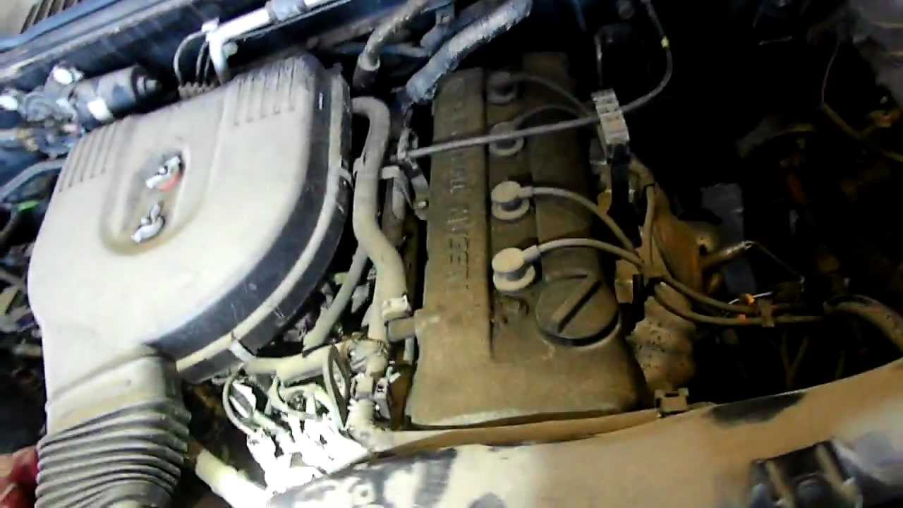 12e0476 1998 Nissan Frontier 2 4 M T Rwd 101517 Miles