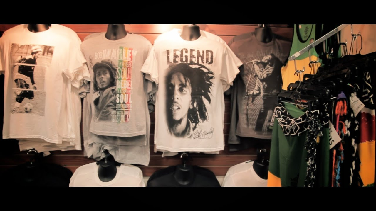 Music clothing store